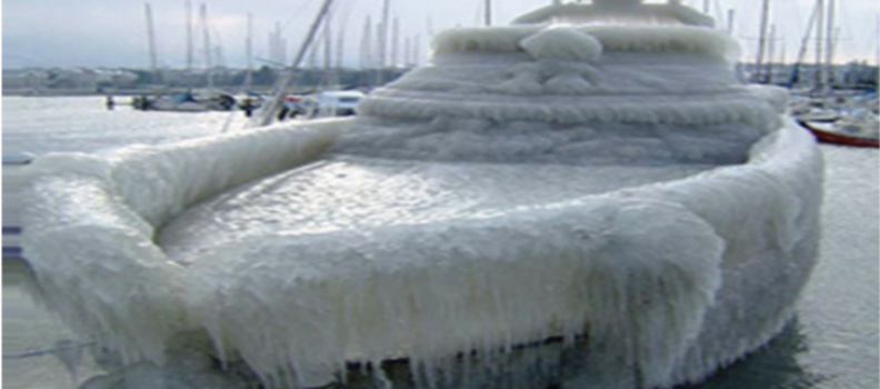 Why you should winterize, shrink-wrap your boat